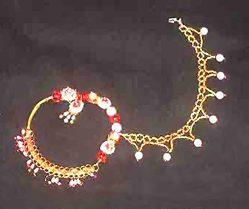 Ornanament of Chamoli for women