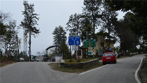Road that Leads to Didihat