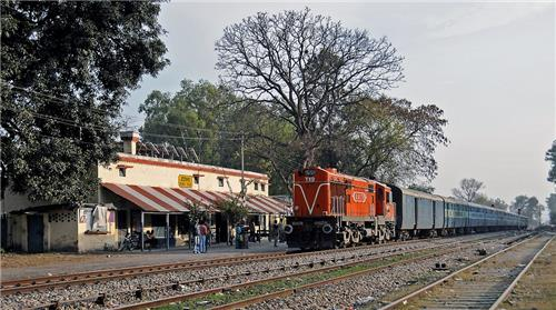 Doiwala Railway Station