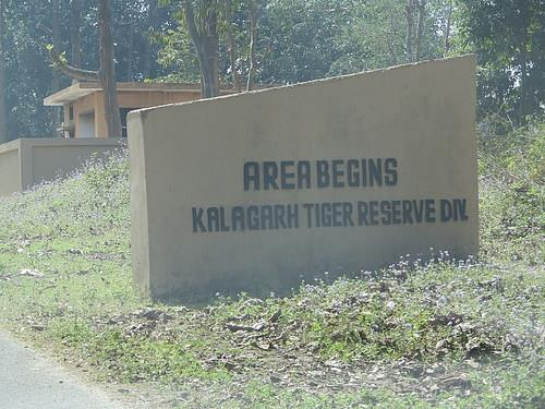 Kalagarh Tiger Reserve in Uttarakhand
