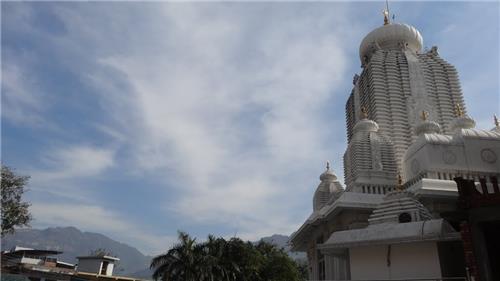 Radha Govinda Temple in Muni Ki Reti