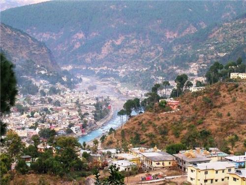 From Barkot to Uttarkashi