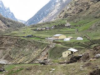 From Milam Village to Rilkot