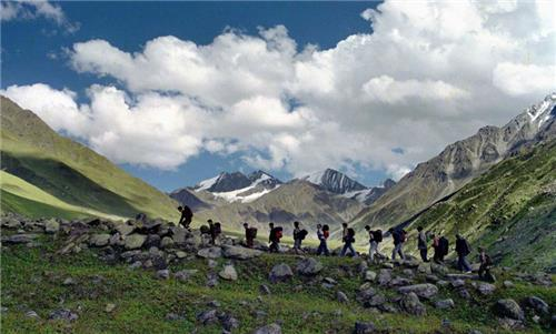 Trekking Routes from Munsiari