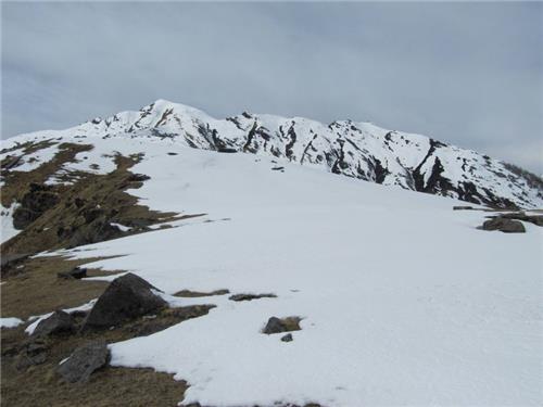 Khaliya Top near Munsiari