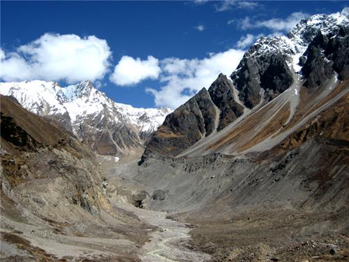 Ralam Glacier trek from Munsiyari