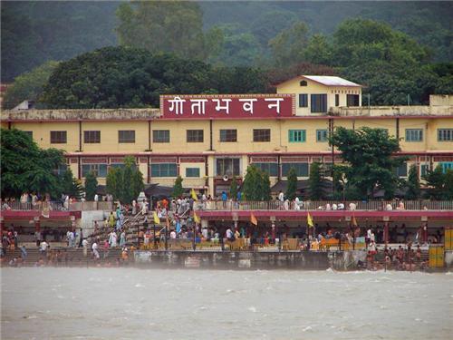 Gita Bhawan in Rishikesh Timing
