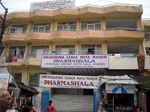 Dharamshala in Rishikesh