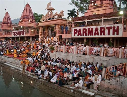 Parmarth Niketan Ashram in Haridwar Address