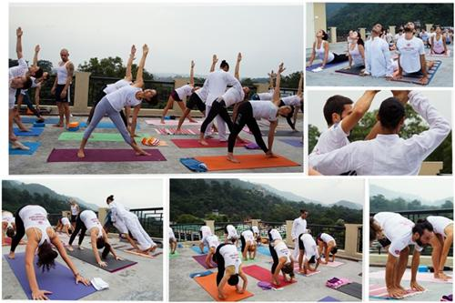 Tattva Yog Shala in Rishikesh