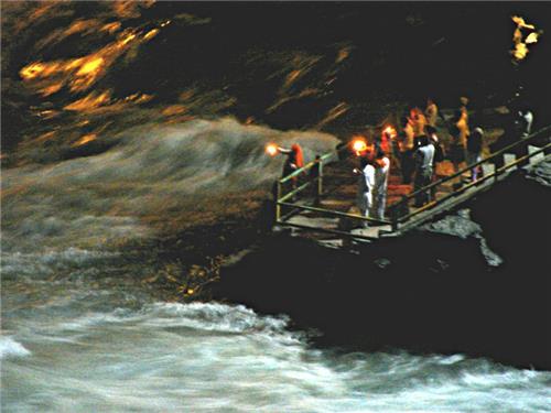 Rudra Payag at Dusk