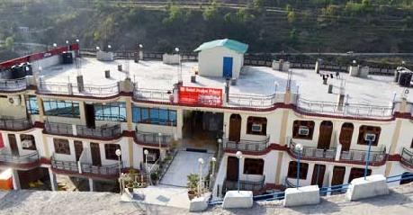 Hotel Jwalpa Palace in Rudra Prayag