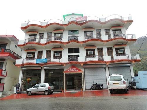 Hotel Mandakini in Rudra Prayag