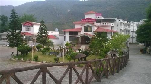 Hotel Sachin International in Rudra Prayag