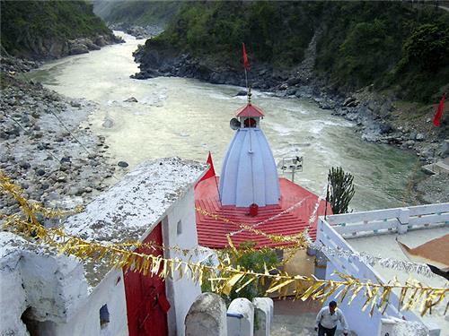 Devi Chamunda Temple at Rudraprayag