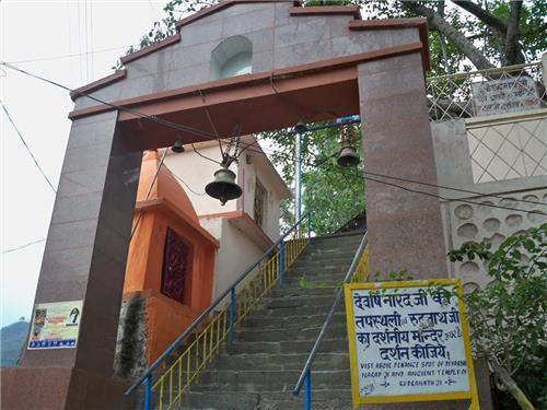 Rudranath Temple in Rudra Prayag
