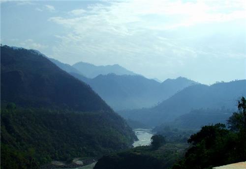 Alakananda Valleynear Srinagar