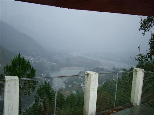 Hill Top in Srinagar