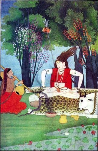 Garhwali Paintings of Srinagar