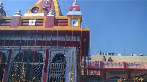 Kamlehwar Mahadev Temple in Srinagar
