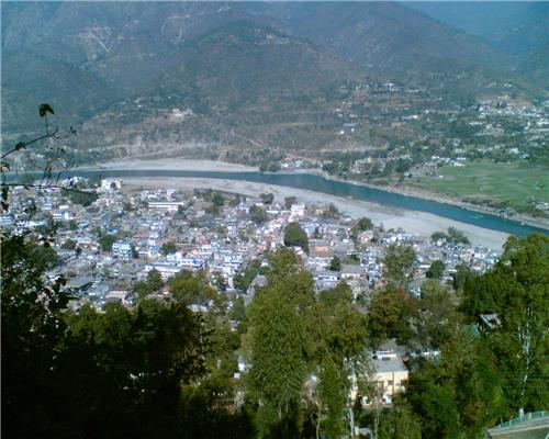 Alakananda In Srinagar