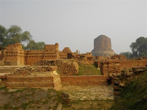 Dhamekh Stupa Sarnath