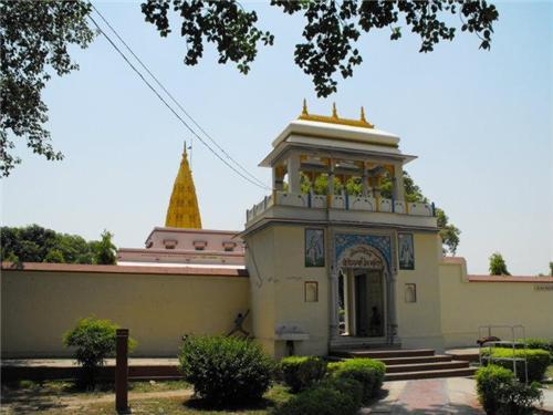 Digambar Jain Temple Varanasi