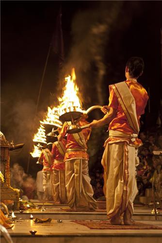 Ganga Arti Dashashwamedh Ghat