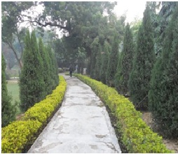 Nehru Park Varanasi
