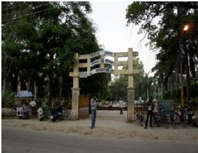 Udyan in Varanasi
