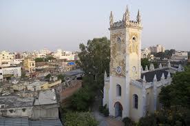 St Thomas Church in Varanasi