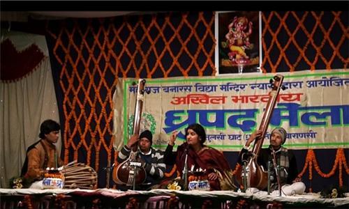 Shivratri Celebration in Varanasi
