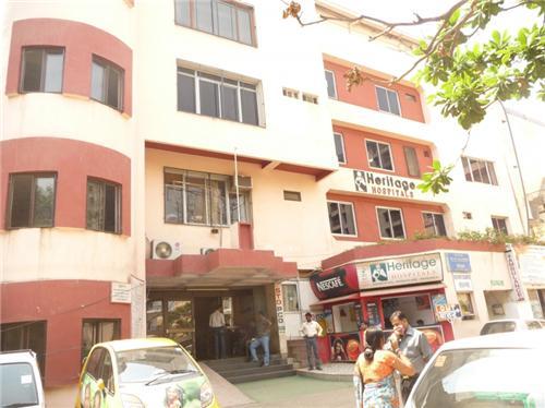 Heritage Hospital Varanasi Address