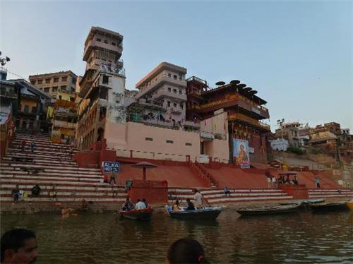Hotel Alka Varanasi Location