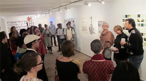 Kriti art gallery