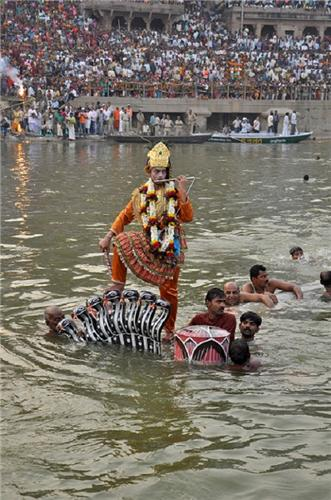 Maha Shivratri in Varanasi
