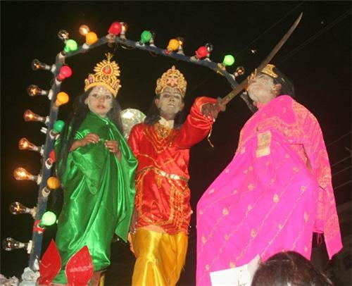 Nakkatayy festival
