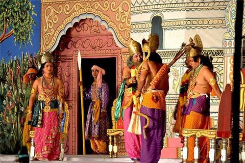 fair in Varanasi