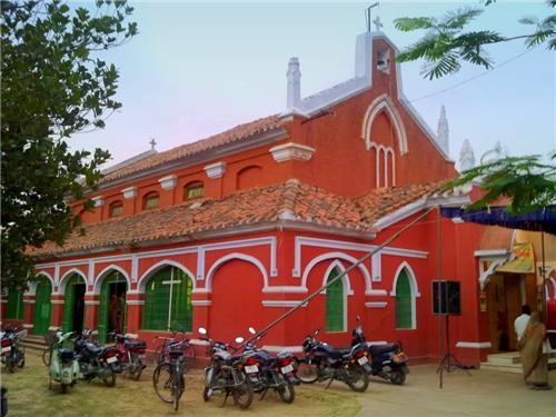 St Mary Church Varanasi Cantt