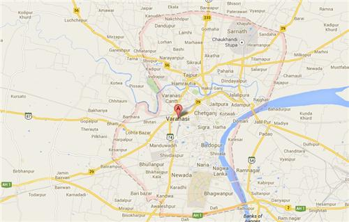 About Varanasi Ghats