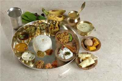A Hearty Andhra Meal