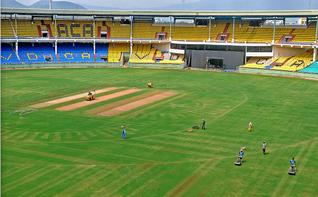 Stadiums in Vizag