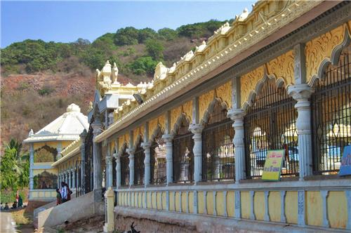 Simhachalam temple in Vizag