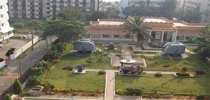 Visakha Museum in Visakhapatnam