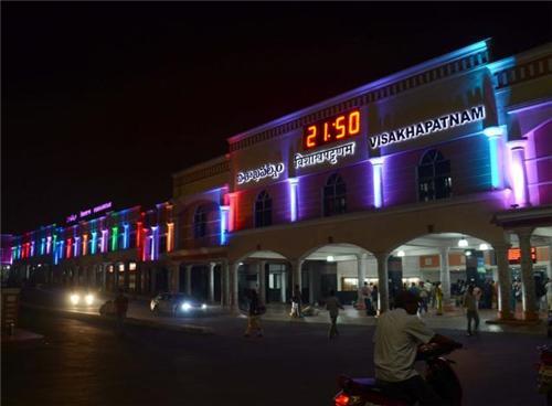 Visakhapatnam Transportation