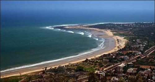 RK Beach in Visakhapatnam