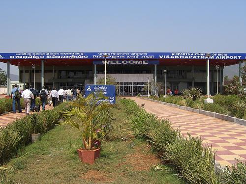 Air Transportation in Visakhapatnam