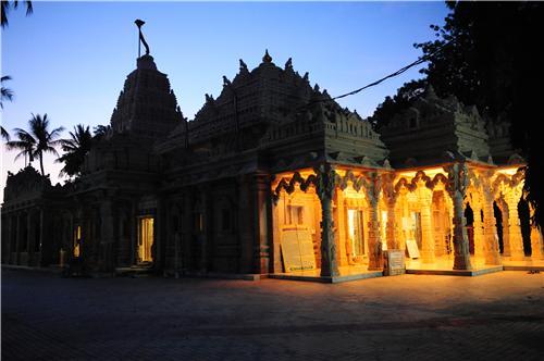 Jain Temple Warangal