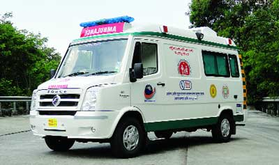 Ambulance Services in Wardha