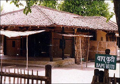 Sevagram Ashram in Wardha